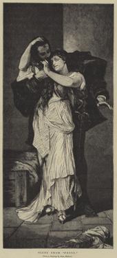 Scene from Faust by Hans Makart