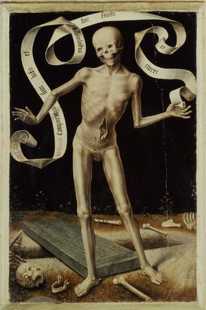 Death, c.1485/90