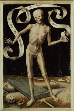 Death, c.1485/90 by Hans Memling
