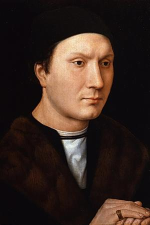 Portrait of an Unknown Man, Ca 1485