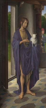 Saint John the Baptist, Ca 1478