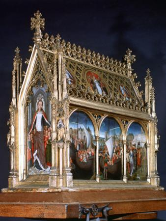 St Ursula Shrine, St Ursula and the Holy Virgins, 1489