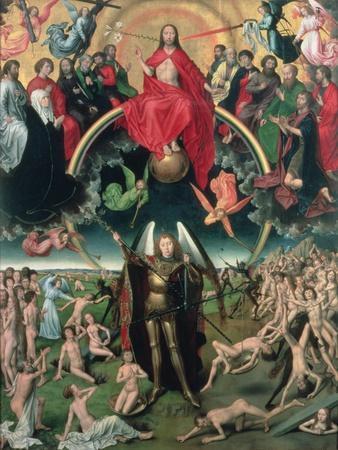 The Last Judgement, 1473 (Central Panel)