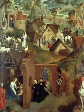 The Nativity by Hans Memling