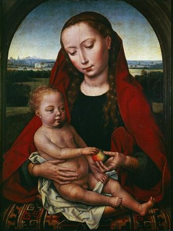 The Virgin and Child, 1480-1490