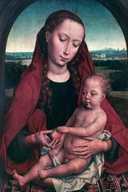 The Virgin and Child, C1453-1494 by Hans Memling