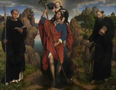Triptych of Willem Moreel, 1484