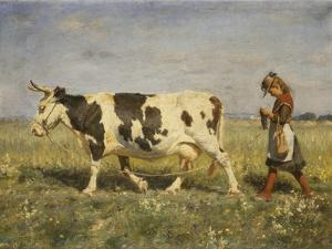Off to Market by Hans Michael Therkildsen