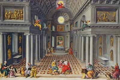 The Triumph of the Church or an Allegory of Christianity