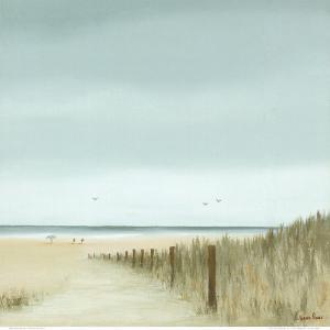 Sunny Morning I by Hans Paus