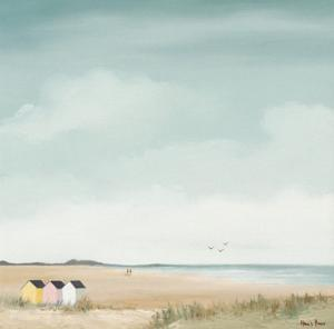 Sunny Morning III by Hans Paus
