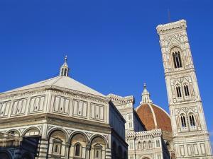 Battistero, Florence, Italy by Hans Peter Merten
