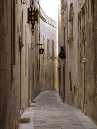 Old Town of Mdina, Malta, Mediterranean, Europe
