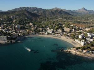 Playa De Peguera, Mallorca, Balearic Islands, Spain, Mediterranean, Europe by Hans Peter Merten