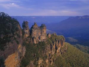 The Three Sisters, Blue Mountains, New South Wales, Australia by Hans Peter Merten