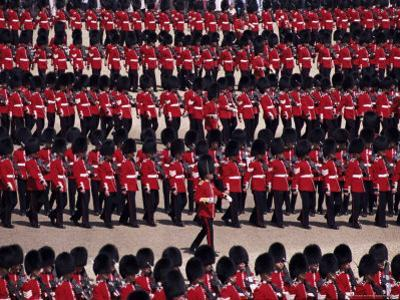 Trooping the Colour, London, England, United Kingdom