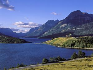 Waterton Lakes Nationalpark, Alberta, Canada by Hans Peter Merten