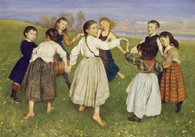 Kinderreigen, 1872