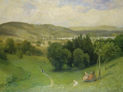 Offenes Tal (Landschaft)