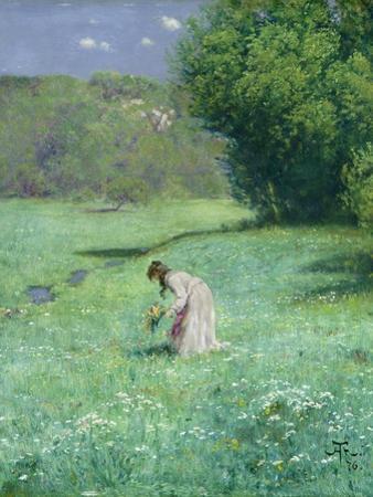 Woodland Meadow, 1876