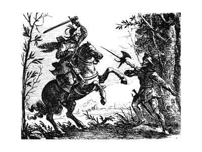 Soldiers Turned Bandits During the Thirty Years War