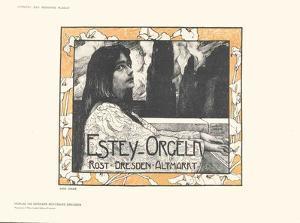 Estey Organs by Hans Unger
