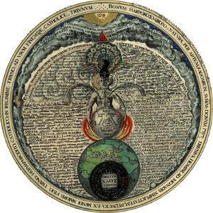 Hermaphrodite, 1595 by Hans Vredeman de Vries