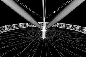 London Eye by Hans-Wolfgang Hawerkamp