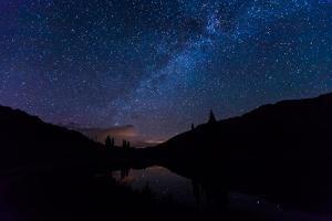 Illuminated by Starlight by Hansrico Photography