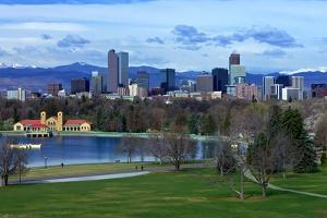 Springtime in Denver by Hansrico Photography