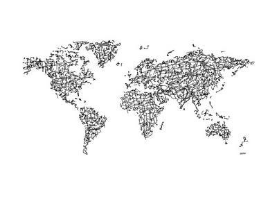 https://imgc.allpostersimages.com/img/posters/hanzi-kanji-world-map_u-L-F98ZVC0.jpg?p=0