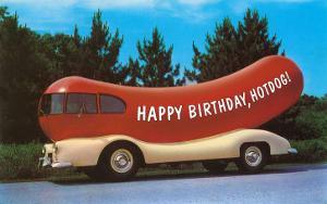 Happy Birthday Hotdog, Wienermobile