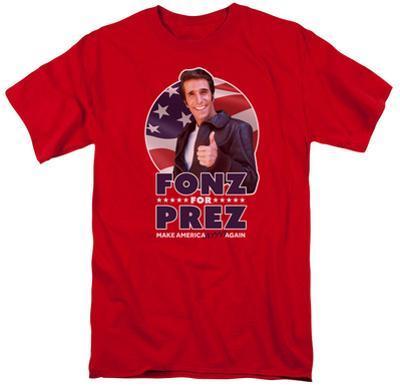 Happy Days- Fonz For Prez