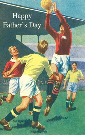Happy Father's Day, Rugby Players