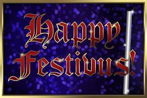 Happy Festivus Holiday