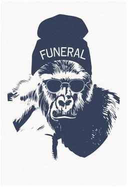 Harambe Hipster- Funeral
