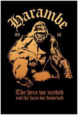 Harambe our Hero