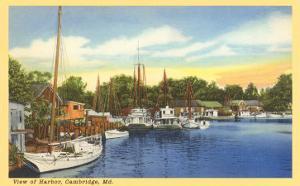 Harbor at Cambridge, Maryland
