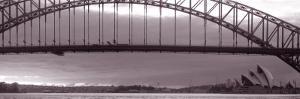 Harbor Bridge, Pacific Ocean, Sydney, Australia