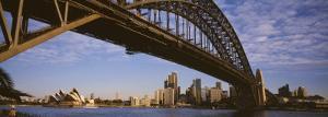Harbor Bridge, Sydney, Australia
