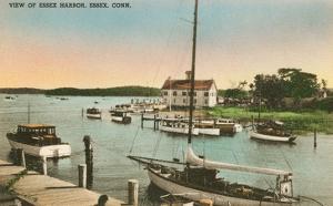 Harbor, Essex, Connecticut