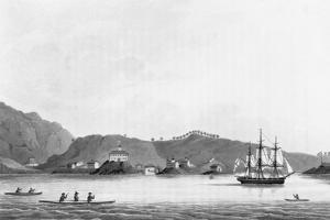 Harbour of St. Paul in the Island of Kodiak