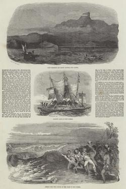 Sketches of New Guinea by Harden Sidney Melville
