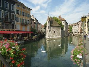Annecy, Rhone Alpes, France, Europe by Harding Robert