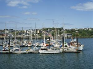 Kinsale Harbour, County Cork, Munster, Republic of Ireland, Europe by Harding Robert