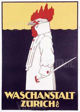 Waschanstalt Zurich by Hardmeyer