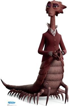 Hardscrabble - Disney Pixar Monsters University Lifesize Standup