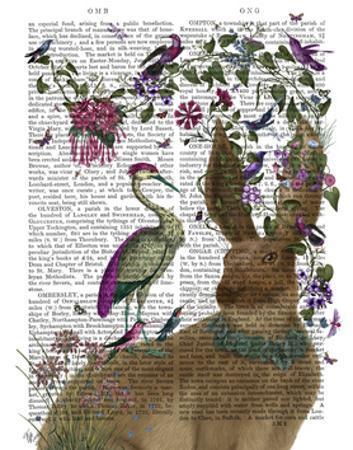 Hare Birdkeeper and Heron