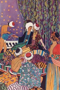 Harem Scene