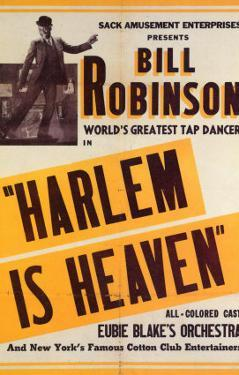 Harlem Is Heaven, 1932